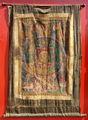 Thangka Oriental Antigua del Tibet Mandala Pergamino Seda