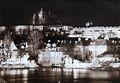 Saman Fotografia Castillo de Praga Praha 2001